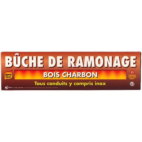 Bûche de Ramonage