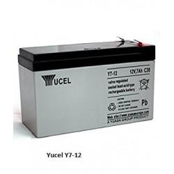 Batterie YUASA gel 12V 7Ah