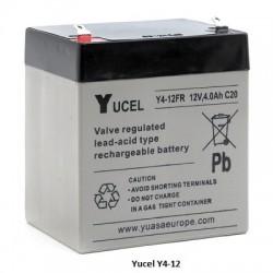 Batterie YUASA gel 12V 4Ah