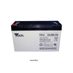 Batterie YUASA gel 6V 10Ah